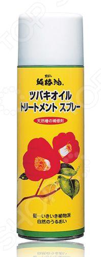 Средство для волос Kurobara Tsubaki Oil «Чистое масло камелии» kurobara концентрированная маска tsubaki oil чистое масло камелии для восстановления поврежденных волос с маслом камелии 300 гр