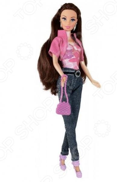 Кукла с аксессуарами Toys Lab Jeans Collection «Ася»