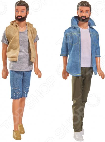 Кукла Simba «Кевин с бородой». В ассортименте simba кукла кевин принц