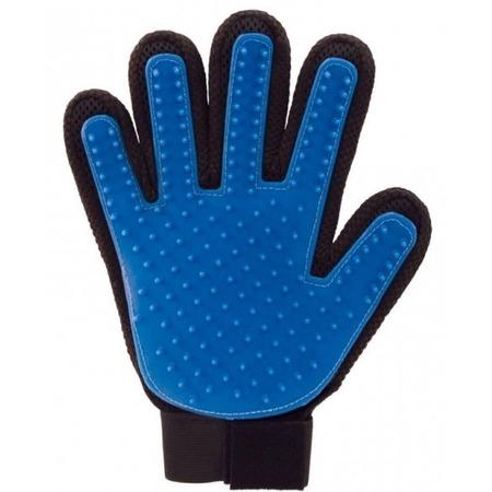 Купить Перчатка для вычесывания шерсти животных True Touch