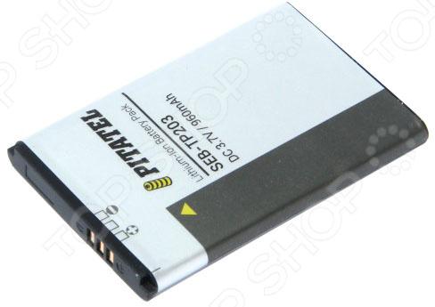 Аккумулятор для телефона Pitatel SEB-TP203