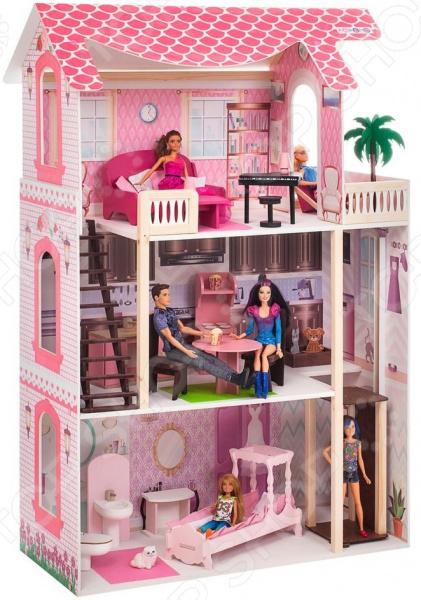 Мебель интерактивная для кукол PAREMO «Венеция-Джулия» цена и фото