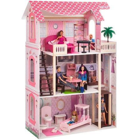 Купить Дом интерактивный кукольный с мебелью PAREMO «Венеция-Джулия»