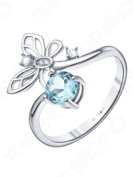 Кольцо «Любовь небесная» R-DRGR00814-T