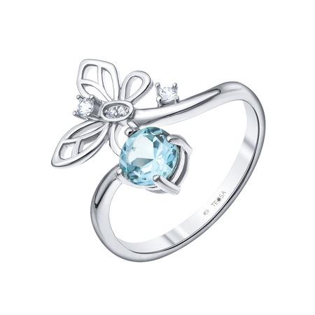Купить Кольцо «Любовь небесная» R-DRGR00814-T
