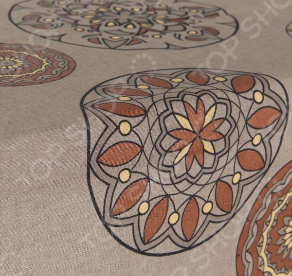 Скатерть круглая Protec Textil «Вагнер» скатерть protec textil alba кантри 140 160 см прямоугольная