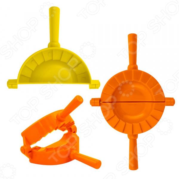 Форма для изготовления вареников Мультидом VL80-219. В ассортименте форма для изготовления чебуреков мультидом vl80 220 в ассортименте
