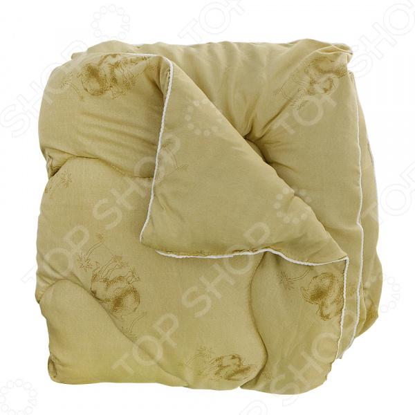 Одеяло из верблюжьей шерсти «Сафари». В ассортименте