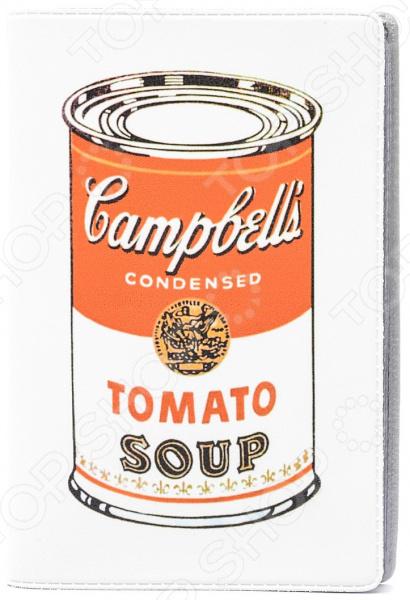 Визитница Mitya Veselkov Tomato soup tomato soup oversized sweatshirt