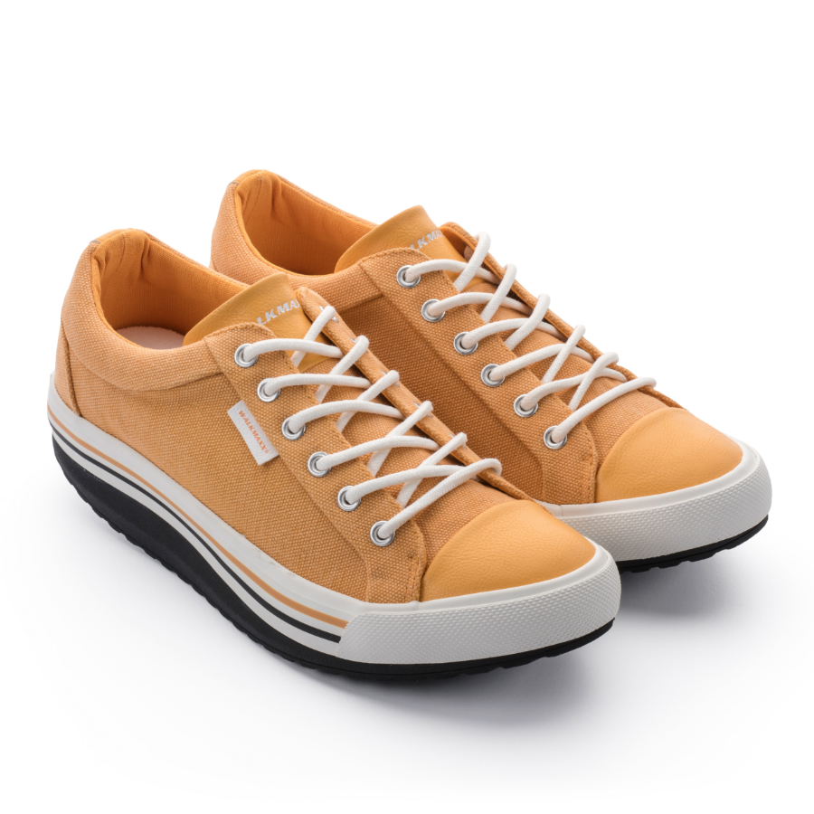 Кеды Walkmaxx Comfort 4.0. Цвет: оранжевый