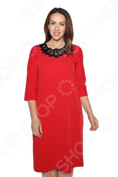 Платье Pretty Woman «Ожерелье королевы». Цвет: красный жен ожерелья с подвесками мода этнический перо кофейный красный синий 70cm ожерелье назначение праздники для улицы
