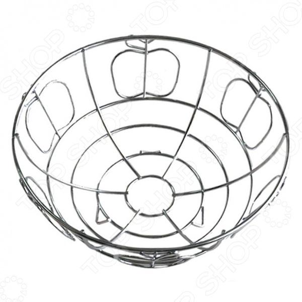 Корзина для фруктов Мультидом «Яблоко» AN52-66
