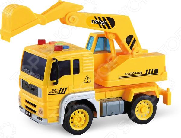 Zakazat.ru: Машинка игрушечная Taiko «Экскаватор»