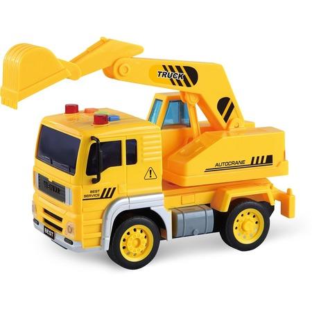Купить Машинка игрушечная Taiko «Экскаватор»