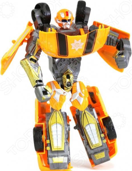 Робот-трансформер Taiko R0142 со светозвуковыми эффектами. В ассортименте