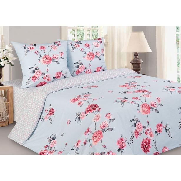 фото Комплект постельного белья Ecotex «Поэтика. Розали». Размерность: семейное