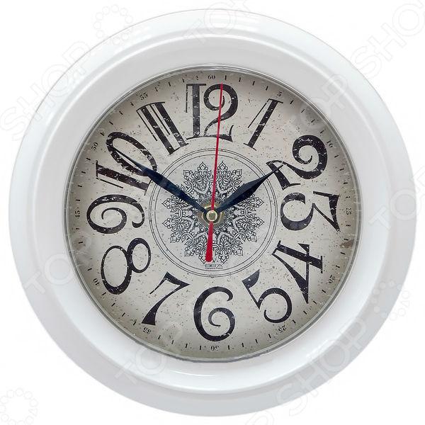 Часы настенные Вега П 6-7-37 «Снежинка»