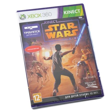 Купить Игра для Xbox 360 Microsoft Kinect Star Wars (rus)