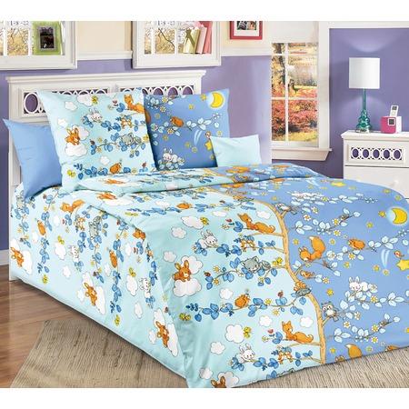 Купить Детский комплект постельного белья Бамбино «День и ночь»