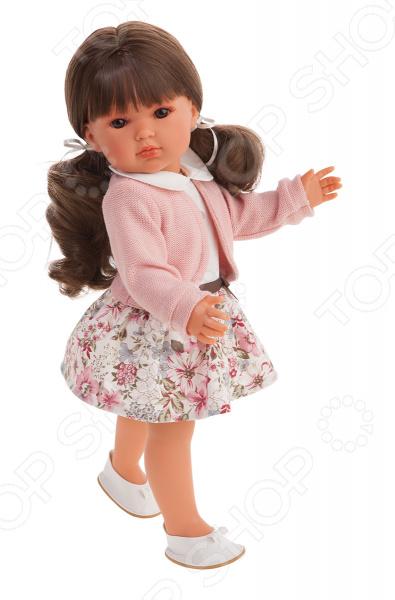 Кукла Munecas Antonio Juan «Ясмина с хвостиками»