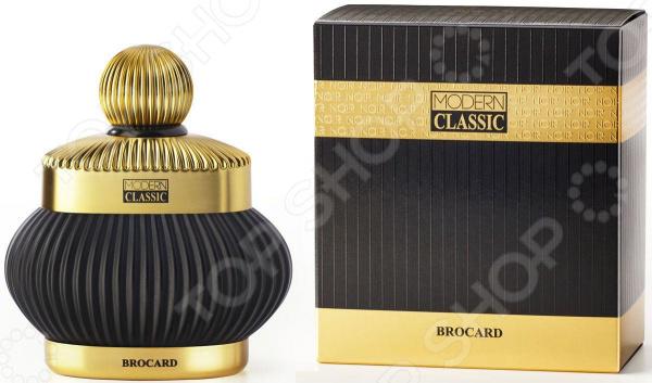 Парфюмерная вода для женщин Brocard Modern Classic Noir modern classic банкетка