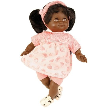 Купить Кукла мягконабивная Schildkroet «Санни темнокожая». Высота куклы: 32 см