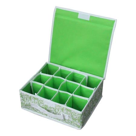 Купить Коробка для хранения нижнего белья с откидной крышкой