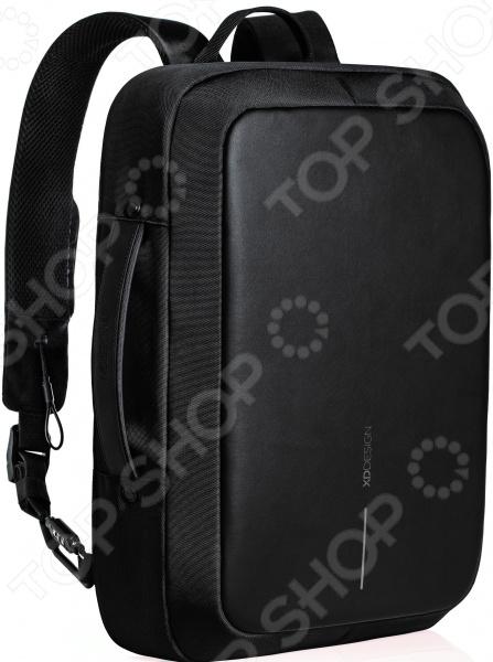 Сумка-рюкзак для ноутбука XD design Bobby Biz рюкзак xd design 15 6 inch bobby grey p705 542