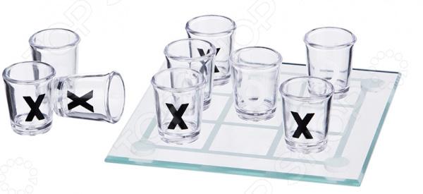 Игра алкогольная «Крестики-нолики» 446-307 446-307
