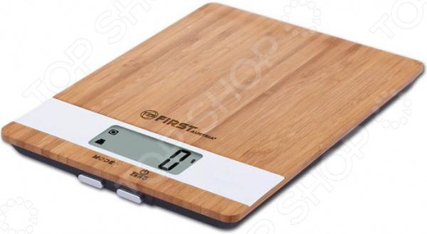 Весы кухонные First 6410