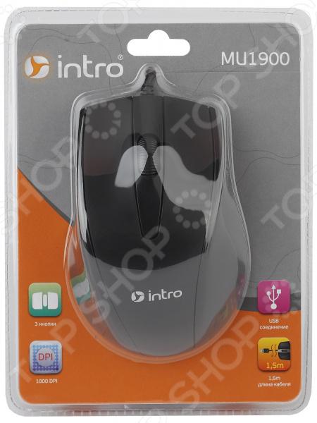 Мышь Intro MU1900 мышь intro mu204