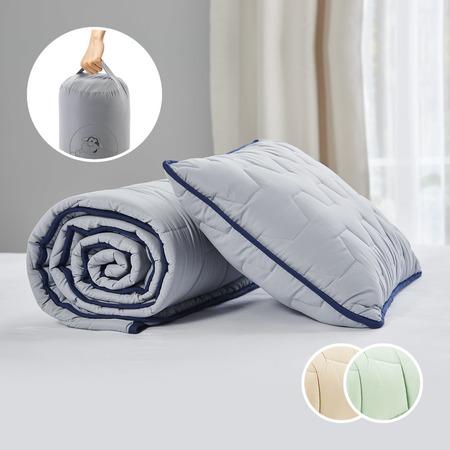 Купить Адаптивный комплект: подушка и одеяло Dormeo «Комфорт»