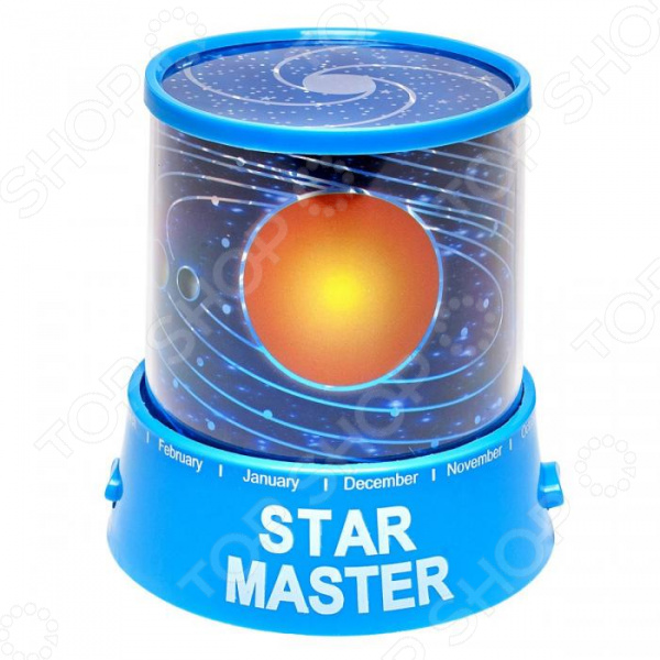 Проектор звездного неба Family Fun «Вселенная» ночники roxy ночник проектор звездного неба олли