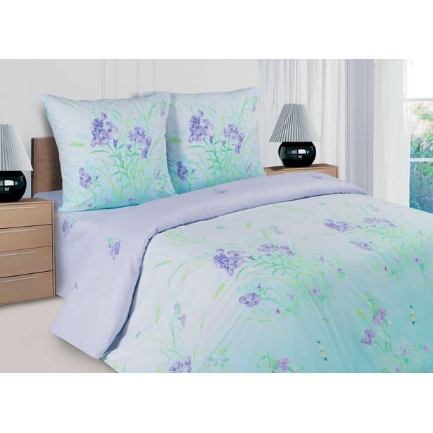 фото Комплект постельного белья Ecotex «Поэтика. Вереск». Размерность: евростандарт