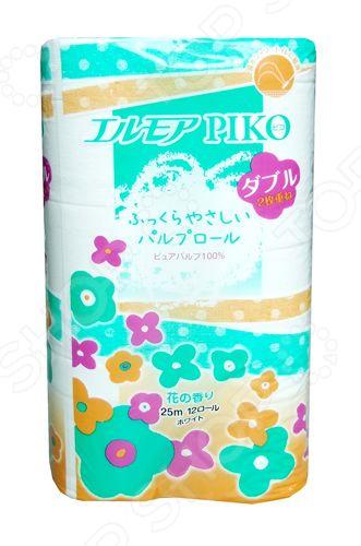 Туалетная бумага Kami Shodji Ellemoi Pico