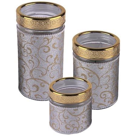 Купить Набор банок для хранения Zeidan Z 1051 Zeidan