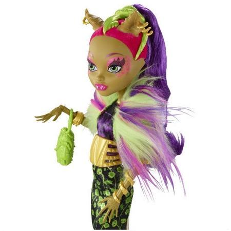 Купить Кукла Mattel Монстр Хай «Монстрические мутации. Клодинера»