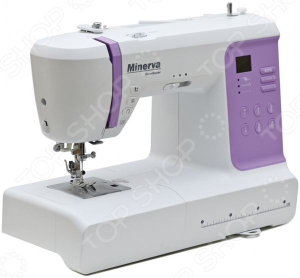 Швейная машина Minerva DecorMaster Швейная машина Minerva DecorMaster /