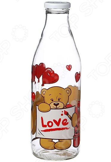 Бутылка для молока Cerve «Мишка Тедди»