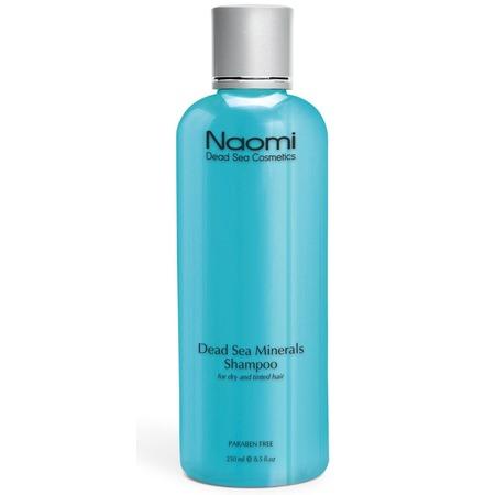Купить Шампунь для сухих и окрашенных волос Naomi Moisturising With Dead Sea Minerals