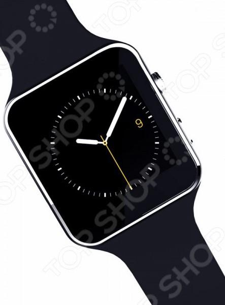 Умные часы «10 в 1» с функциями телефона. Дизайн: Америка 2