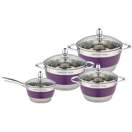 Купить Набор посуды Mercury MC-7016