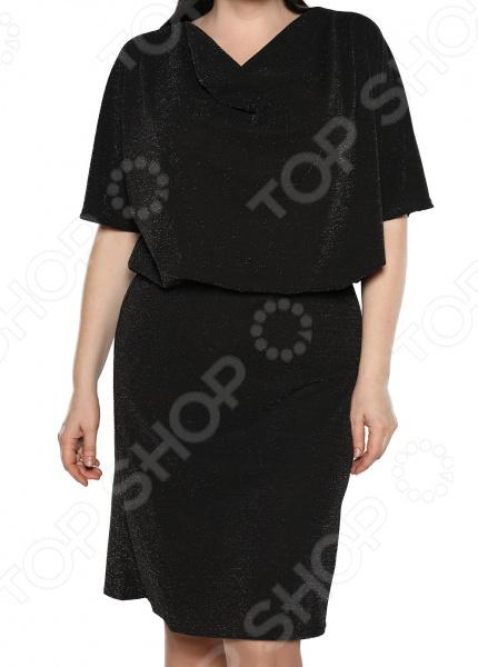 Платье Blagof «Таинственное сияние». Цвет: черный