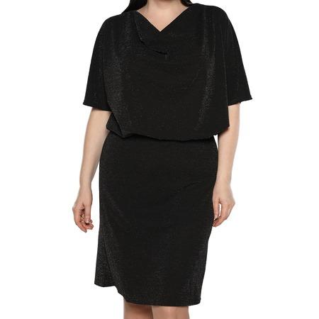 Купить Платье Blagof «Таинственное сияние». Цвет: черный