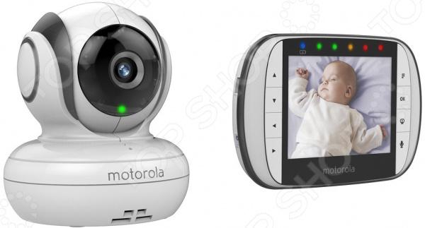 Видеоняня Motorola MBP36S потолочный светодиодный светильник globo spikur 49223 12