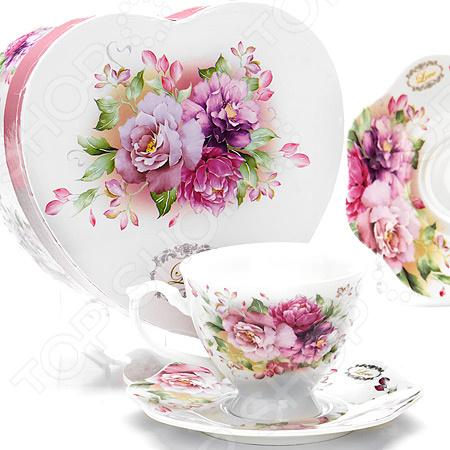 Чайная пара Loraine LR-26620