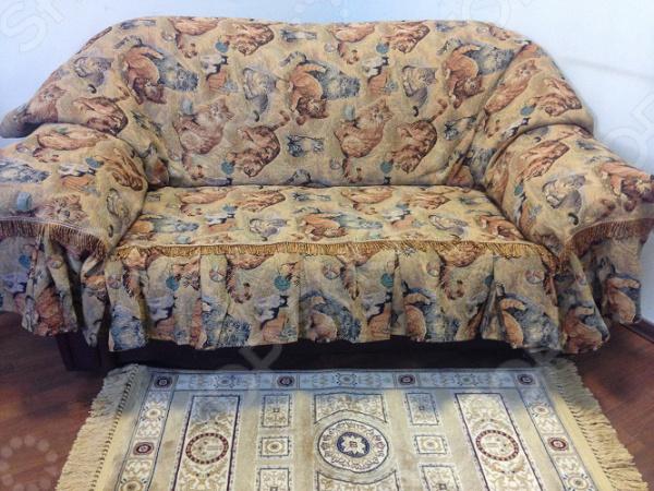 Комплект дивандек «Кошкин дом»