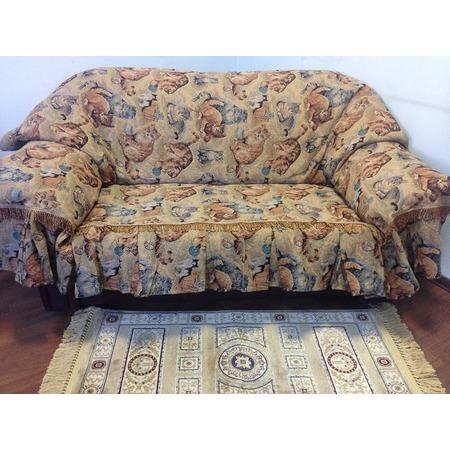 Купить Комплект дивандек «Кошкин дом»