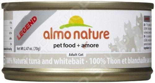 almo nature Legend Tuna with Whitebait 39516