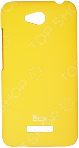 Чехол защитный skinBOX HTC Desire 616 защитная пленка для мобильных телефонов snda htc desire d516w 516t d316d htcd316d